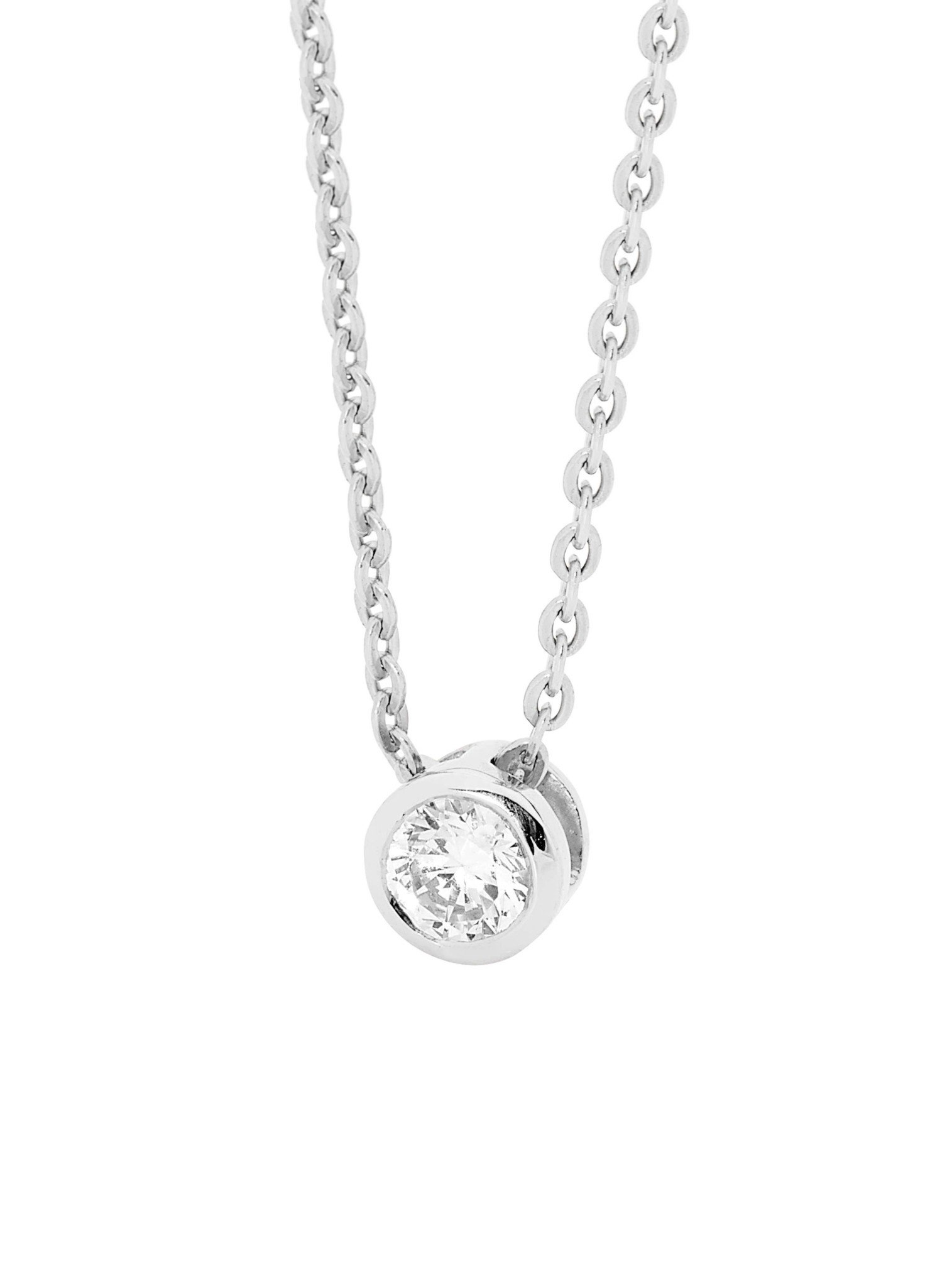 north simply necklace zoom zirconia star cubic sterling embellished necklaces pendant silver jewellery