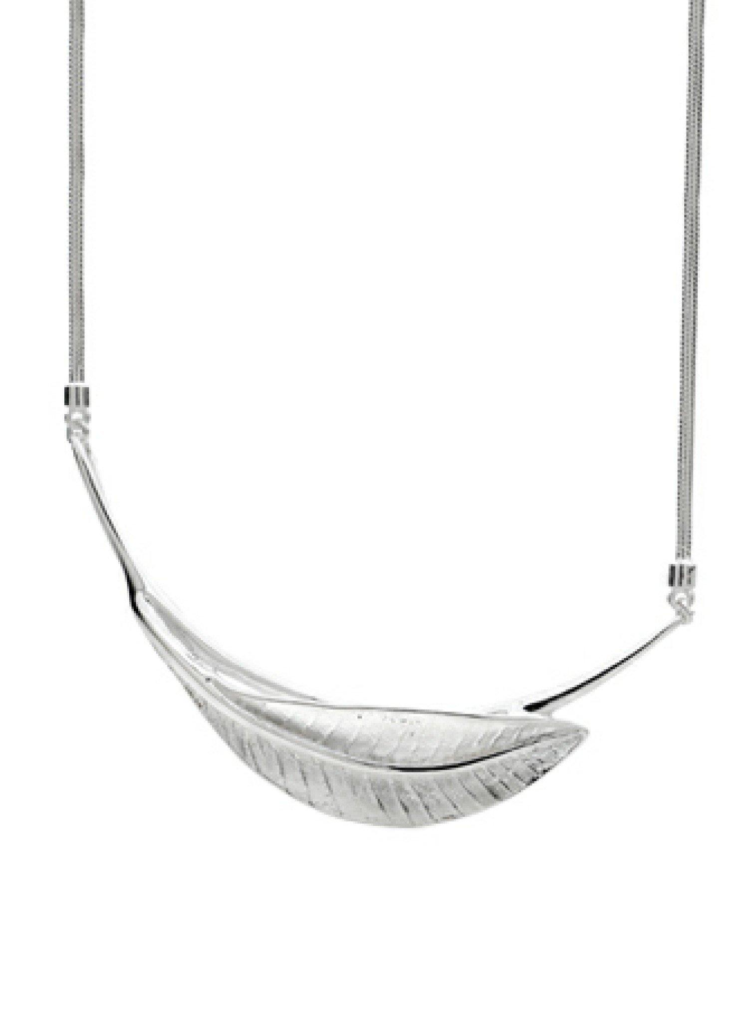 Fern Leaf Design Necklace