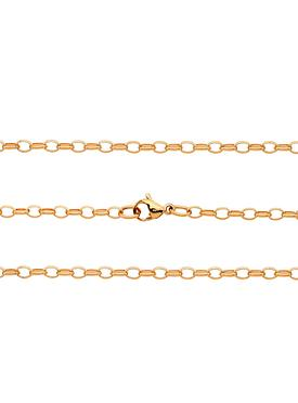 Belcher chain in rose gold steel