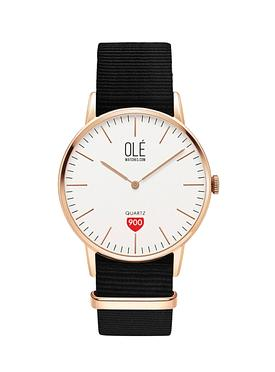 Ole' 900 Watch in Rose Gold