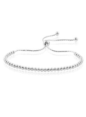 Elise Ball Bracelet in Sterling Silver