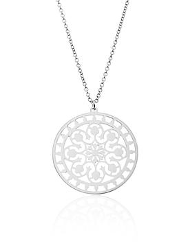 Pastiche Tahiti Necklace in Silver