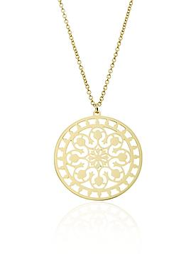 Pastiche Tahiti Necklace in Gold